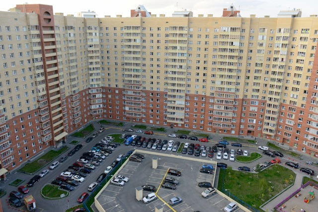 Квартиры на верхних этажах новостроек стоят на 10% дороже